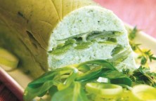 Rezepte; brokkoli-karfiol-terrine