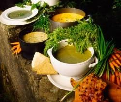 Brennnessel-Kartoffel-Suppe Rezept