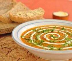 Karottenpüree Suppe Rezept